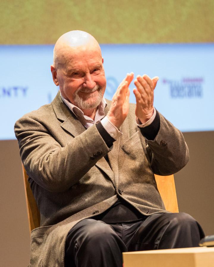 Michel-Bouquet - Invité d'honneur de la 2ème édition du festival Au-delà de l'Écran