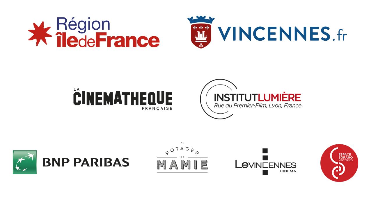 Partenaires festival Au-delà de l'écran 2019
