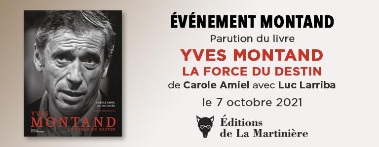 Yves Montand - La Force du destin